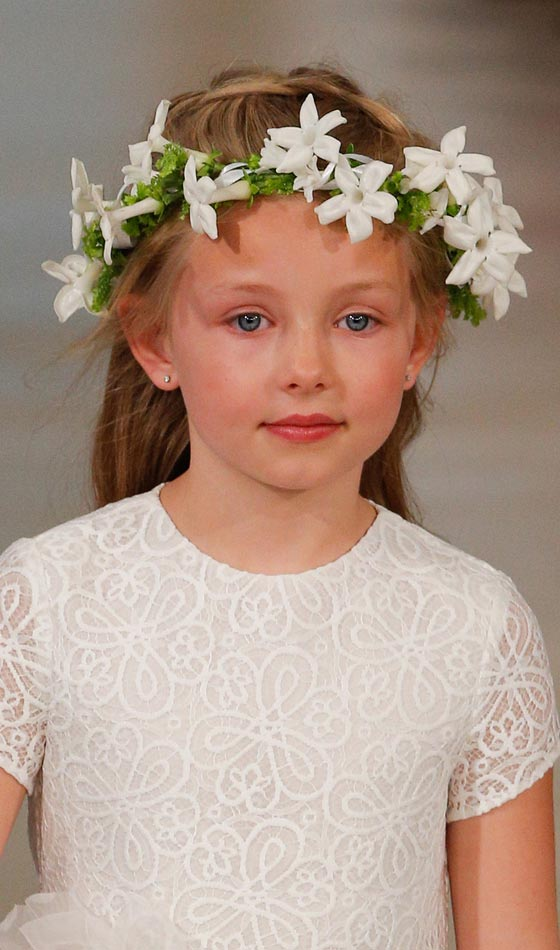 Remarkable 10 Beautiful Flower Girl Hairstyles You Can Try Today Hairstyle Inspiration Daily Dogsangcom