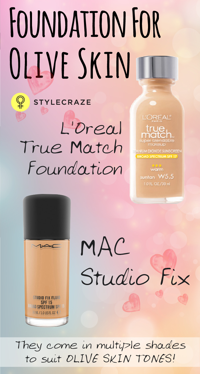 Best Makeup For Olive Skin Tones Useful Tips Products