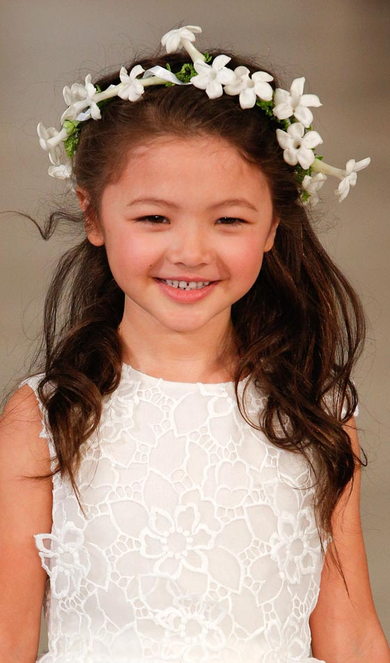 Sensational 10 Beautiful Flower Girl Hairstyles You Can Try Today Hairstyle Inspiration Daily Dogsangcom