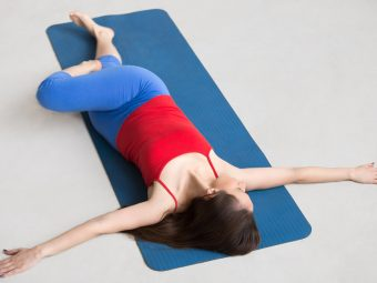 How To Do The Supta Matsyendrasana And What Are Its Benefits