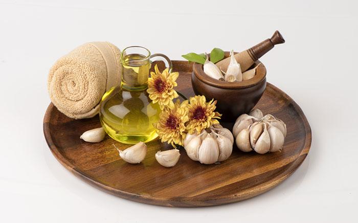How To Make Garlic Shampoo