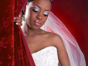 Nigerian Bridal Makeup - A Simple Stepwise Tutorial