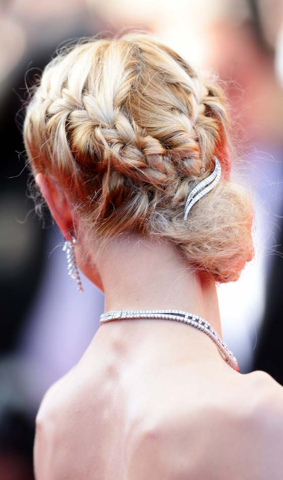 Rope Braided Bun