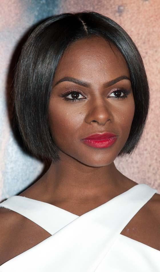 10 Celebrity Inspired Bob Hairstyles For Black Women