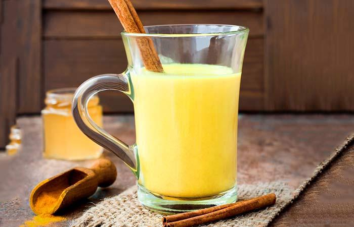 Cúrcuma para perda de peso - Chá de cúrcuma e canela