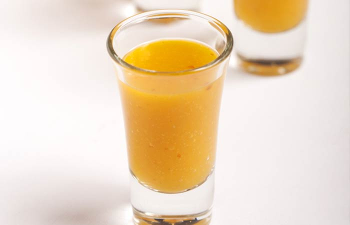 Turmeric For Weight Loss - Turmeric And Garlic Shot