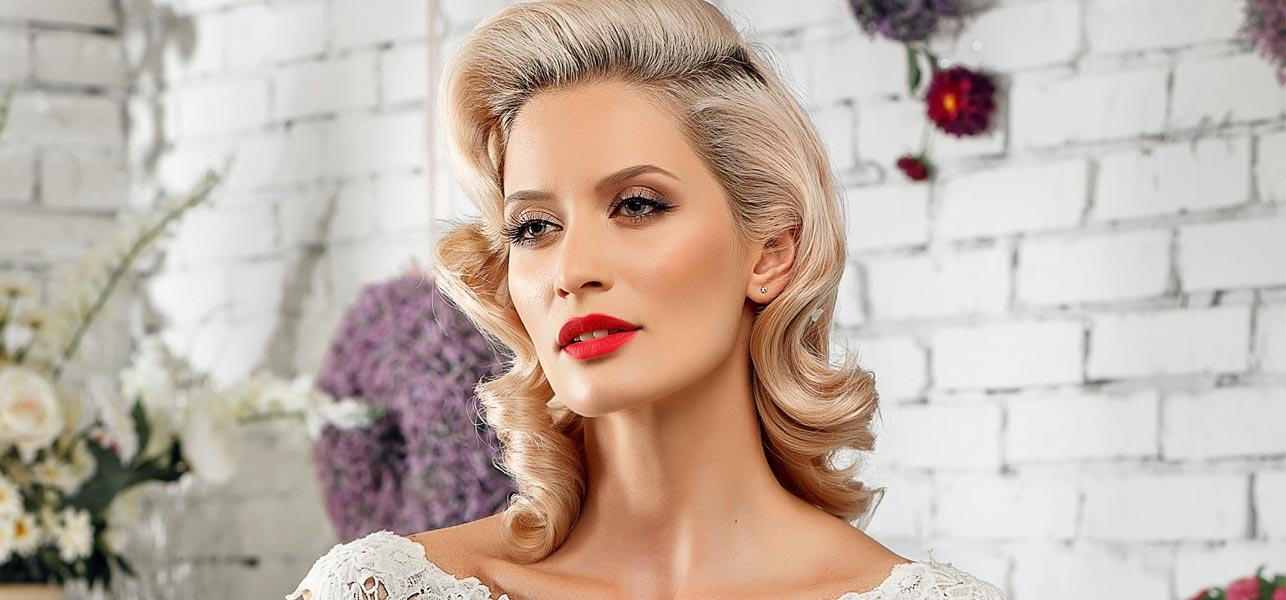 Vintage Wedding Makeup Tutorial : How To Do Makeup For A Wedding - Makeup Vidalondon