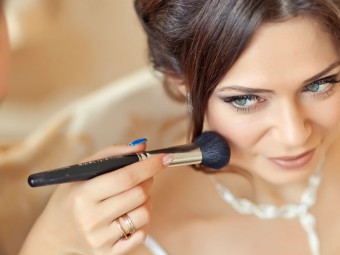 Wedding Day Makeup Secret
