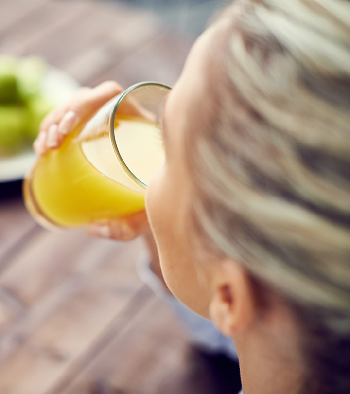 Is Orange Juice Good For Constipation?