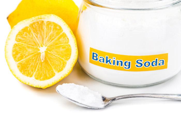Baking Soda for Underarm Whitening - Baking Soda With Lemon Juice