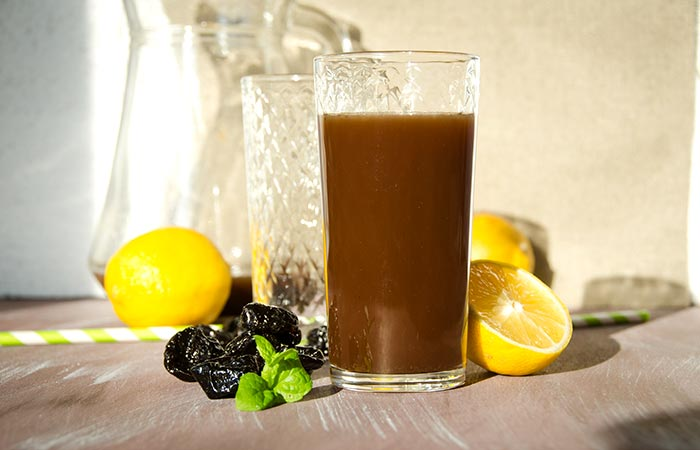2. Prune Juice And Orange Juice For Constipation