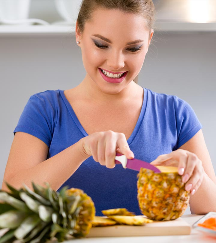 Is Pineapple Good For Your Liver?