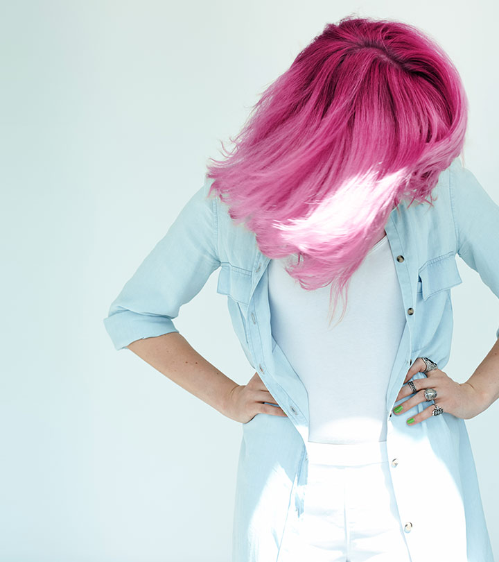 5 Amazing Benefits Of Vegetable Hair Dye
