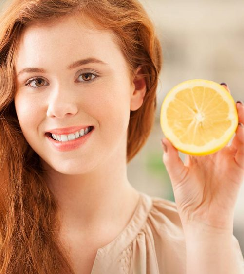 How To Dye Your Hair With Lemon Juice?