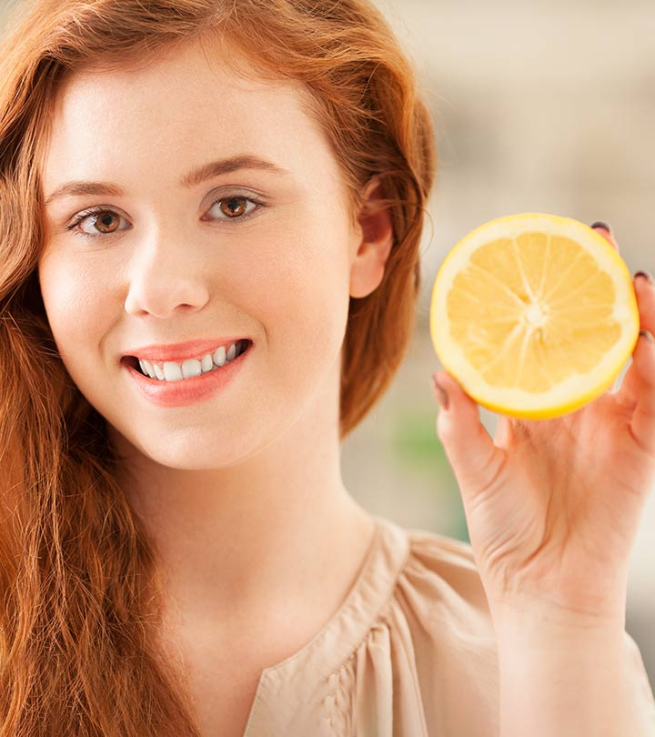 How To Dye Your Hair With Lemon Juice