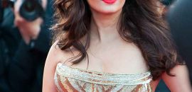 2 Best Makeup Ideas For Your Gold Dress