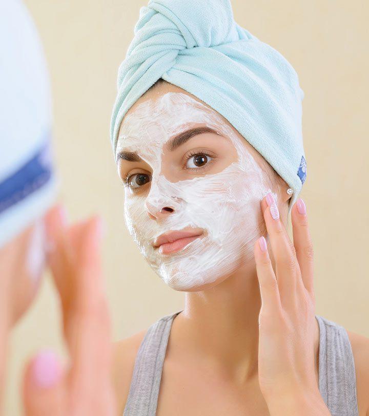 Benefits Of Yogurt Face Mask