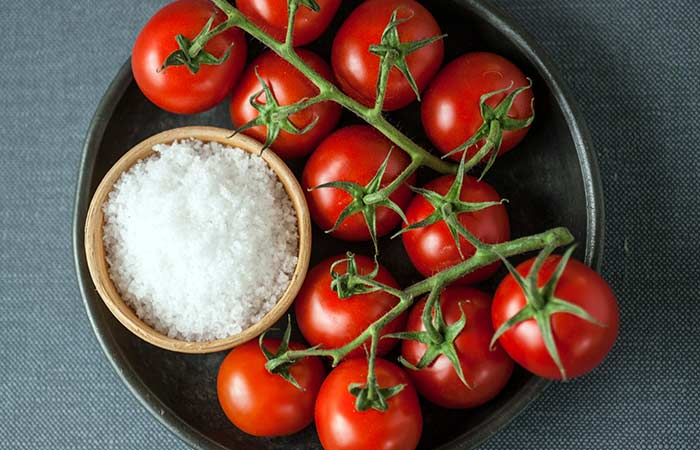 Baking Soda And Tomato