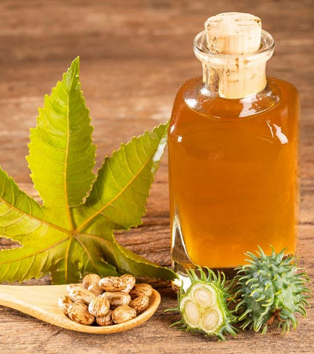 Castor Oil Beneficial For Your Face