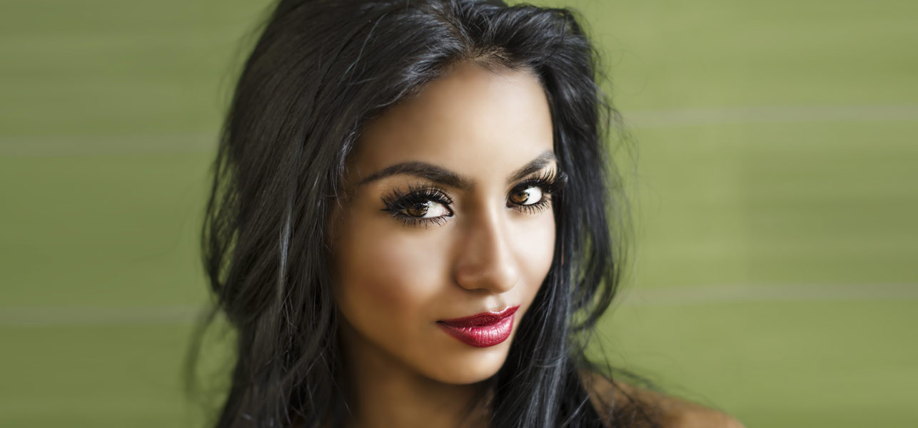 How To Choose The Right Hair Color For Olive Skin And Brown Eyes