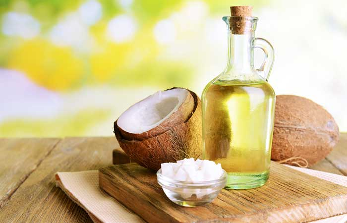 Coconut Oil For Daily Hair Care