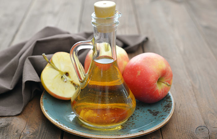 Apple Cider Vinegar For Eczema - 6 Effective Ways To Use It