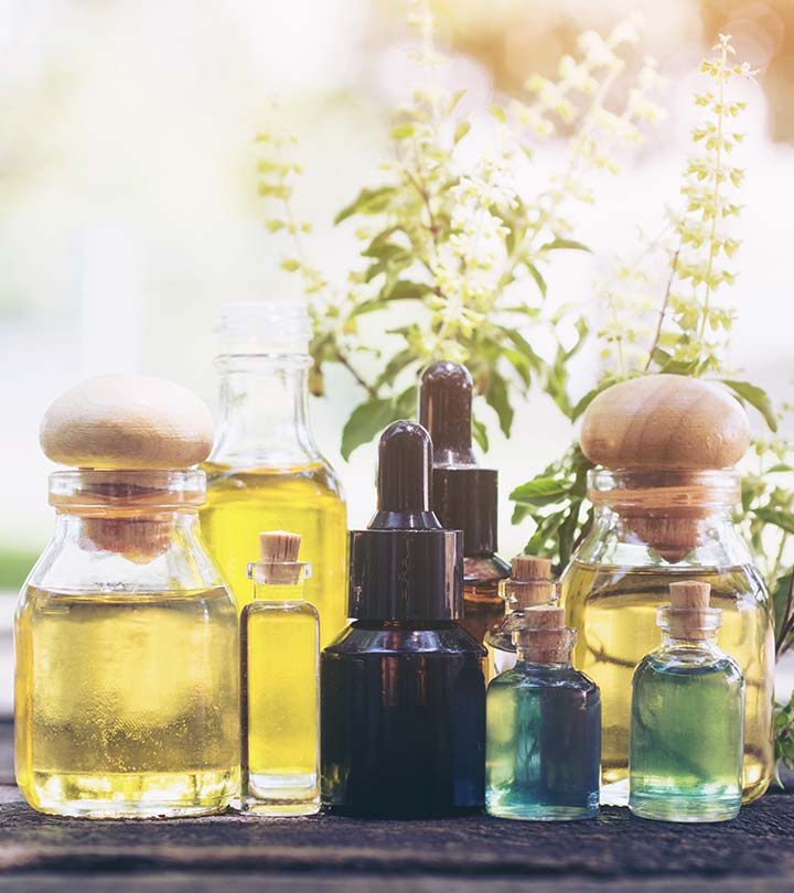Essential Oils: The Best Way To Treat Hemorrhoids