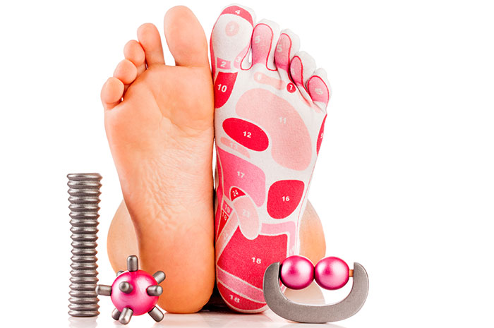 Foot Massage Improves Blood Circulation