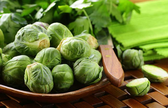 Foods That Increase Platelet Count - Fresh russel brussel