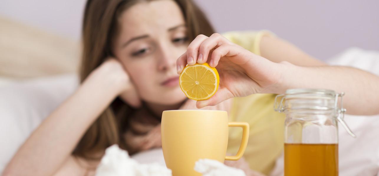 Honey,Lemon,cough-