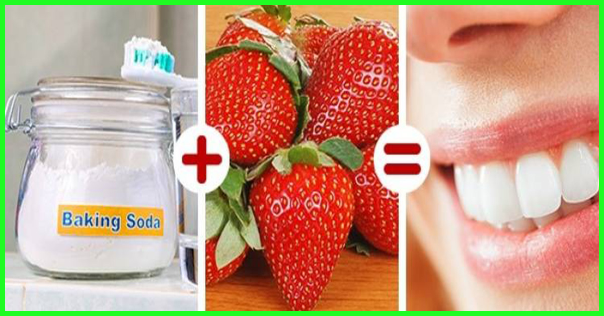 How To Use Baking Soda To Whiten Your Teeth Naturally 6 Ways