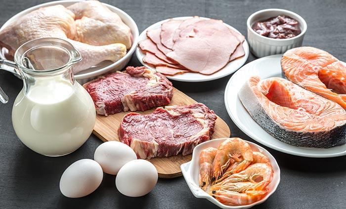 Trombosit Sayısını Arttıran Besinler - B12 Vitamininden Zengin Besinler