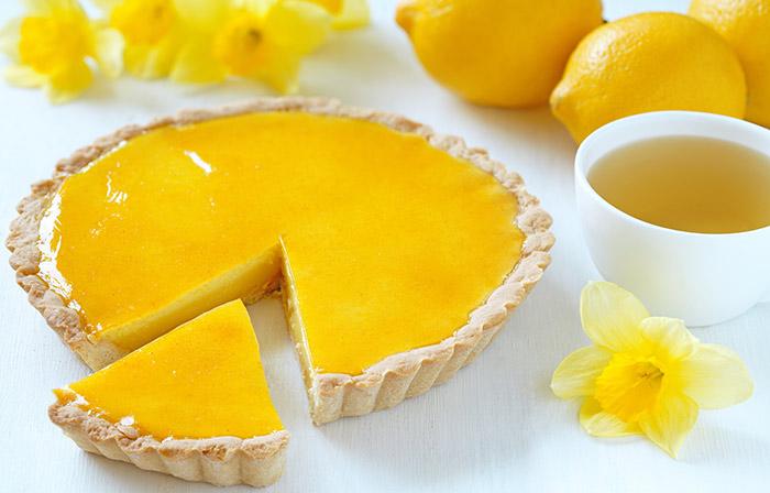 Lemon Curd - No Bake Lemon Tart