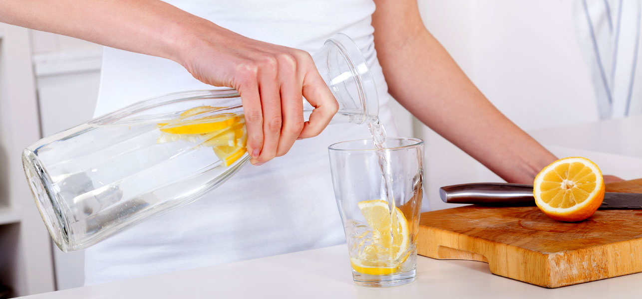 Lemon Water Liver Cleansing