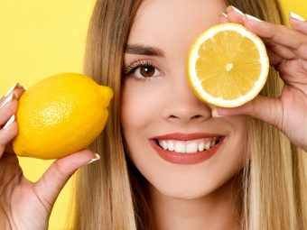 Lightening Your Hair With Lemon Juice Here's What You Need to Know