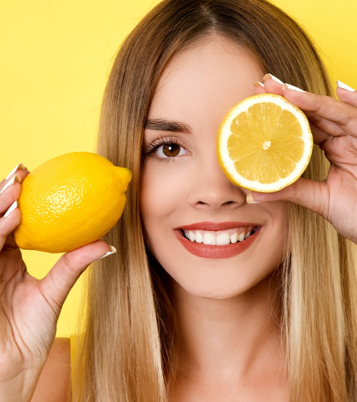 Lightening Your Hair With Lemon Juice: Here's What You Need to Know