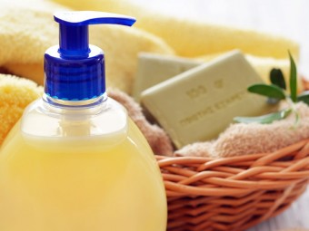 Make Olive Oil Body Wash
