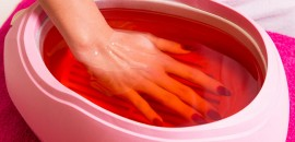 Paraffin Wax Manicure At Home