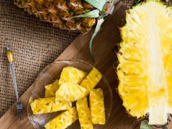 Pineapple,-inflammation