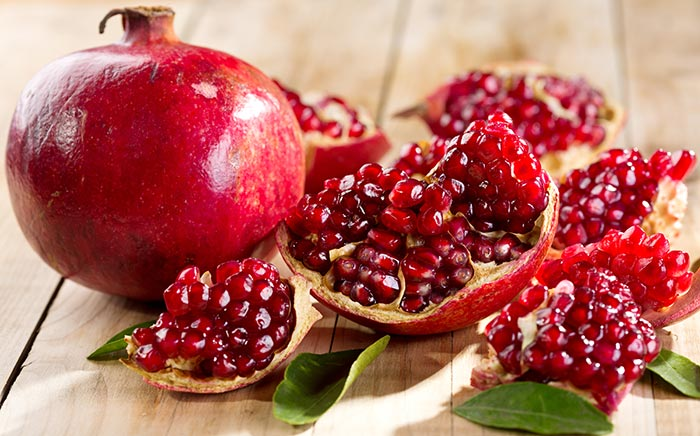 Foods That Increase Platelet Count - Pomegranate