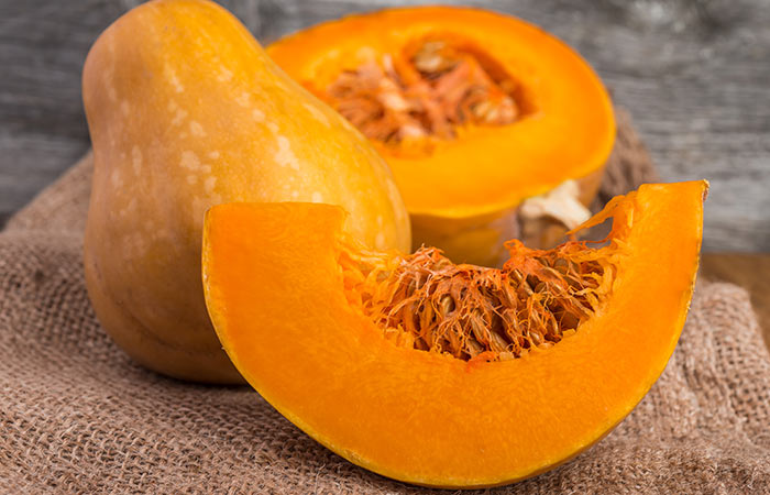 Foods That Increase Platelet Count - Pumpkin