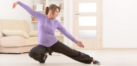 Qigong-Exercise