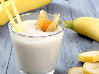 Quick Ways To Make Banana Milkshake