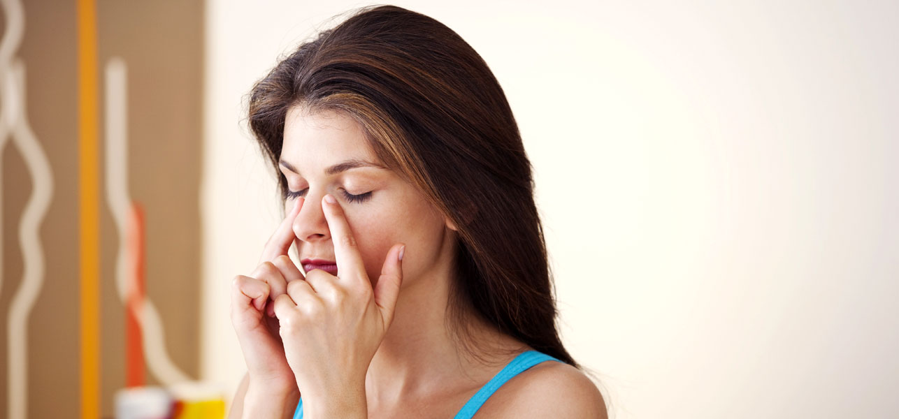 Oil Pulling An Effective Remedy For Sinus Infection