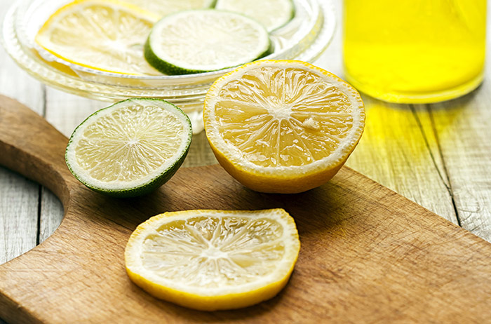 Using Lemon Juice