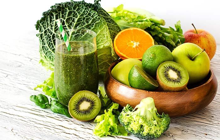 Trombosit Sayısını Arttıran Besinler - C Vitamini Açısından Zengin Besinler