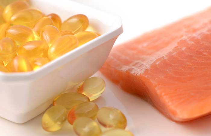 Foods That Increase Platelet Count - fish oil