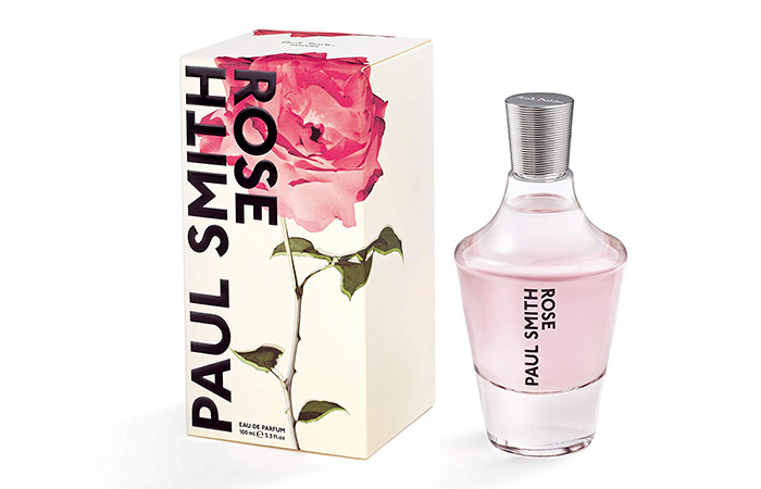 14. Paul Smith Rose Eau De Parfum Spray