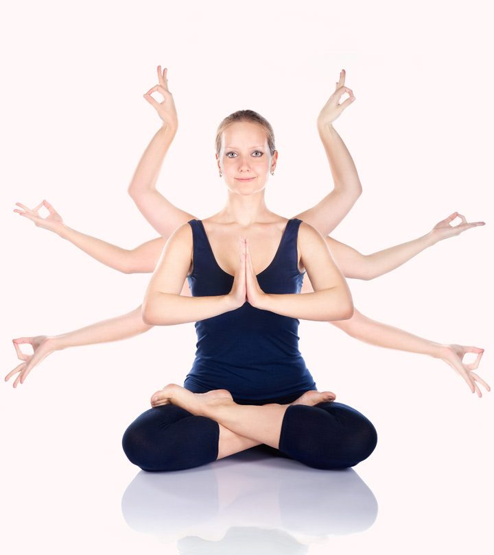 5 Effective Yoga Mudras For Your Healthy Heart