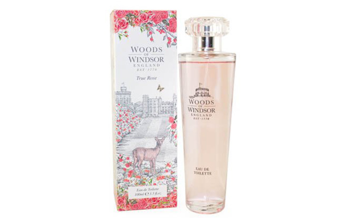 15. Woods of Windsor True Rose Eau De Toilette Spray